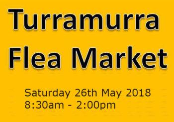 Turramurra Flea Market Saturday 26th May 2018