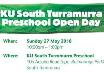 KU Preschool Open Day 27 May 2018
